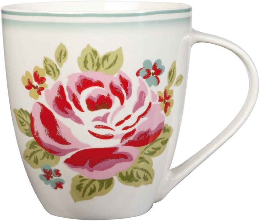 Cath Kidston English Rose Mug Fine China Amazon Co Uk Kitchen Home