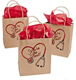 Nurse Craft Bags (1 Dozen)