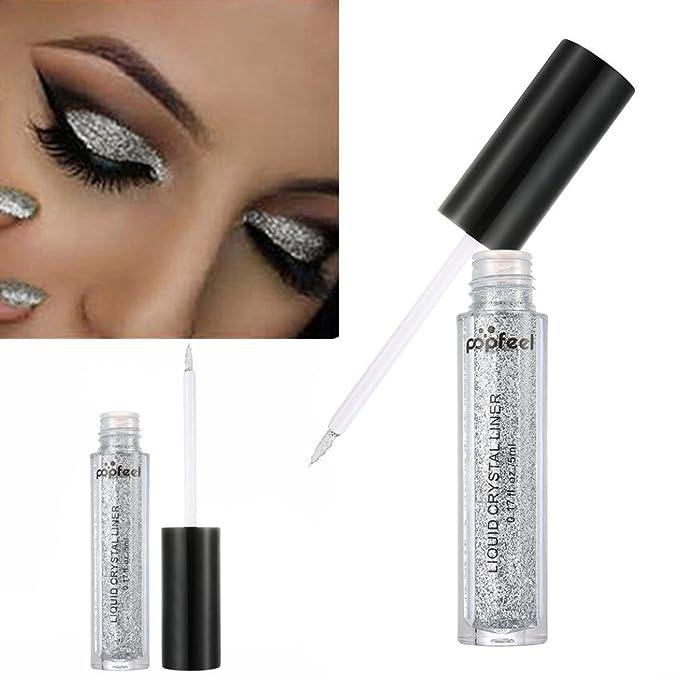 12 Colors Smoky Eye Shadow Makeup Pearl Metallic Glitter Eyeshadow Powder By D-XinXin (A)