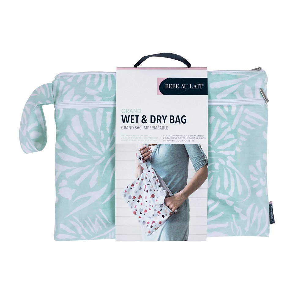 Bebe au Lait Grand Wet and Dry Bag - Acapulco