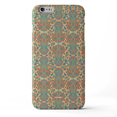 Koveru Back Cover Case for Apple iPhone 6 Plus - Paisley Spice