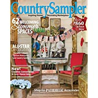 1-Year (6 Issues) of Country Sampler Magazine Subscription
