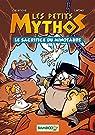 Les petits Mythos, tome 1 : Le sacrifice du minotaure par Cazenove