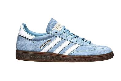 adidas Jungen Handball Spezial Fitnessschuhe, blau