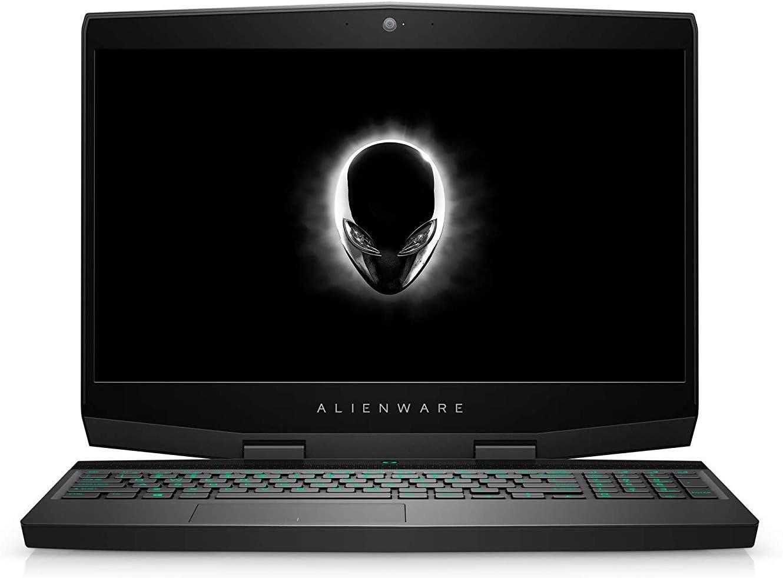 "Alienware M15 Gaming Laptop Intel i7-8750H, 15.6"" 300 Nits FHD 144hz Refresh Rate -16GB, 2x8GB, 512GB PCIe M.2 SSD, RTX 2060 6GB, 17.9mm Thick & 4.78lbs (Renewed)"
