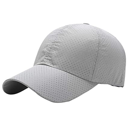 99d313affb732 Image Unavailable. Image not available for. Color  Riiya Unisex Quick  Drying Baseball Cap Mesh Sun Hat for Baseball Golf Fishing Hiking Outdoor  Activities