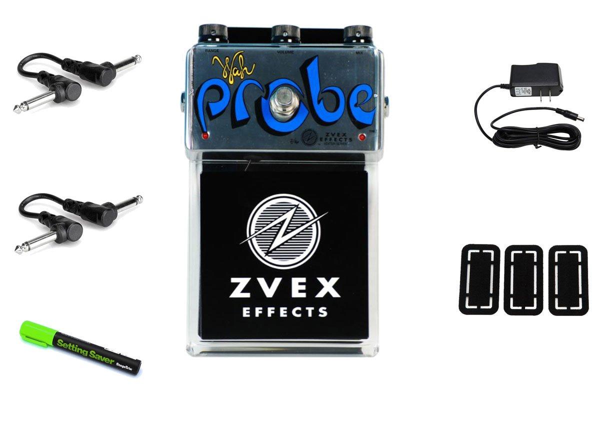 ZVEX Effects Vexter Wah Probe PRYMAXE PEDAL BUNDLE