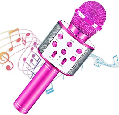 Kids Station Sing Along Microphone Music Set by KIDS STATION
