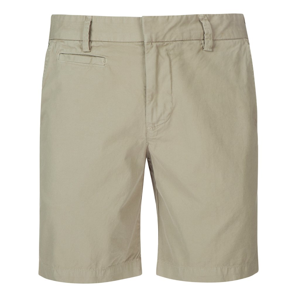 Save Khaki Men's Bermuda Short SK926-US Light Grey SZ 34