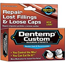 Dentemp Dentemp Temporary Cavity Filling Mix - 1 each (Pack of 2) by Dentemp