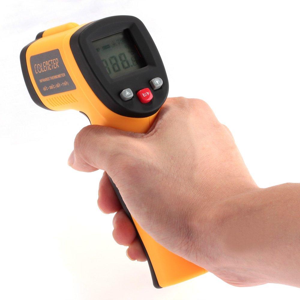 Infrarot Thermometer unter 300 Euro