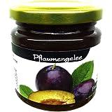 """Xylit Fruchtaufstrich """"Pflaumengelee"""" ohne Zuckerzusatz, nur mit Xylit gesüßt, 70% Fruchtanteil (mehr als Marmeladen), Low Carb, 200 g"""