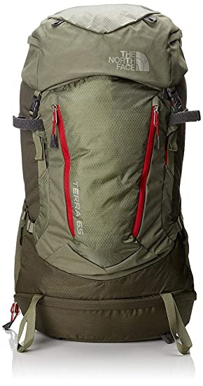 The North Face Equipment TNF Mochila, Unisex adulto, Multicolor (GRPLF/DPLICHNGN), 66 L, L/XL: Amazon.es: Deportes y aire libre
