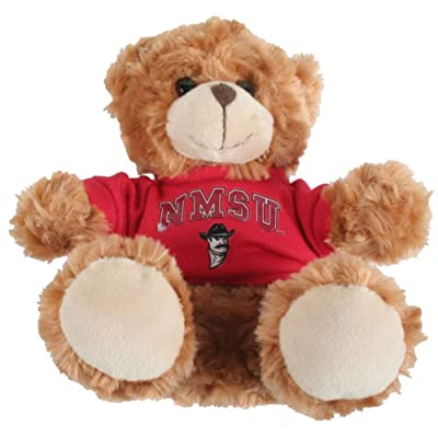 Plushland, Inc. New Mexico State Aggies Stuffed Bear: Sports & Outdoors