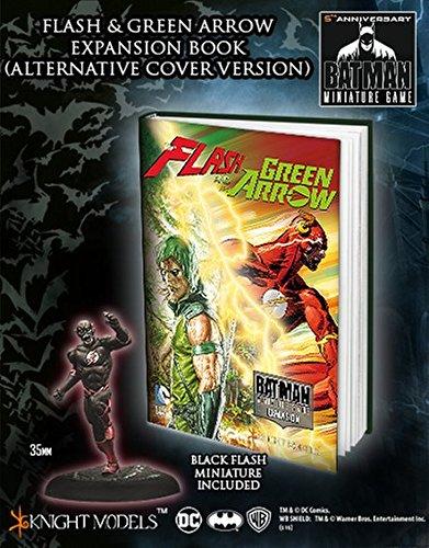 Batman Miniature Game Expansion - Flash and Arrow