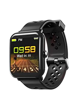 YJKLB Reloj Inteligente Smart Watch Bluetooth Sports ...