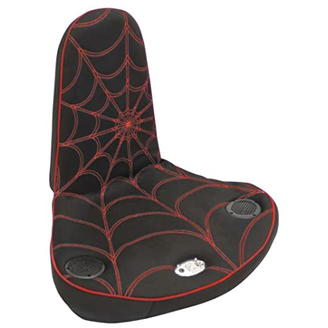 Amazing Lumisource Spdr Boomchair Gaming Chair Solid Black Red Alphanode Cool Chair Designs And Ideas Alphanodeonline