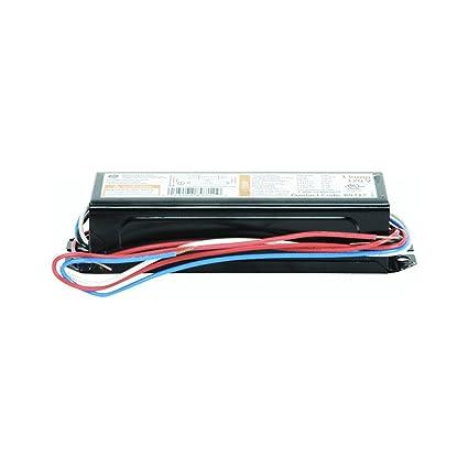 ge lighting 80819 gem220ts120diy lfl magnetic rapid start ballast for 2 -  f20t12, f15t8, f15t12, f14t12 - electrical ballasts - amazon com