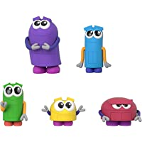 Deals on Fisher-Price StoryBots Figure Pack Set of 5