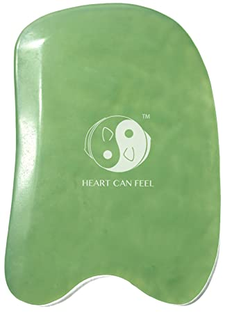scraping massage tool. best jade gua sha scraping massage tool + high quality hand made guasha board - o