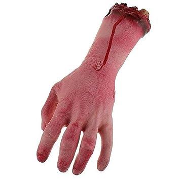 Hmilydyk Broken Finger Hand Scary Bloody Broken Körperteile