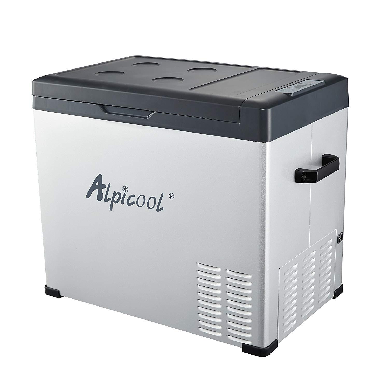 ZK Refrigerador Portable, Coche, Turck, RV, Barco, Mini Congelador ...
