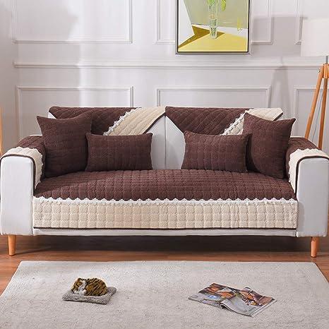 SQINAA Pana,Multi tamaño Fundas de sofá para el sofá de ...