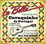 La Bella Cavaquinho Portugal Plain Steel 4 Strings