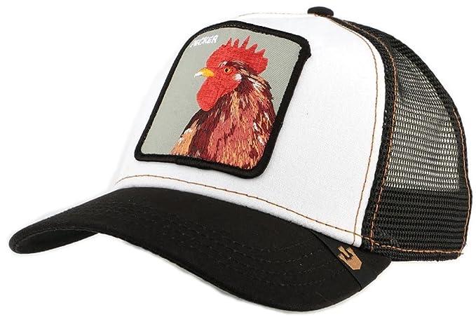 Goorin Bros – Gorra con diseño de gallo, en color negro, para hombre/mujer negro Talla única : Amazon.es: Ropa y accesorios