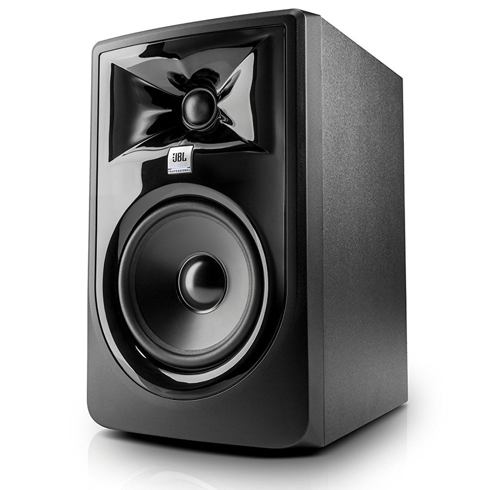 JBL 305P MkII 5'' Two-Way Studio Monitoring Speakers (Pair) by JBL Professional (Image #2)