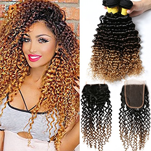 Hairitory-Hair-Peruvian-Kinky-Curly-Virgin-Hair-With-Closure-Ombre-3-Bundles-Deep-Wave-Human-Hair-Weave-With-Lace-Closure-1b-4-27-20with22-24-26-1B427