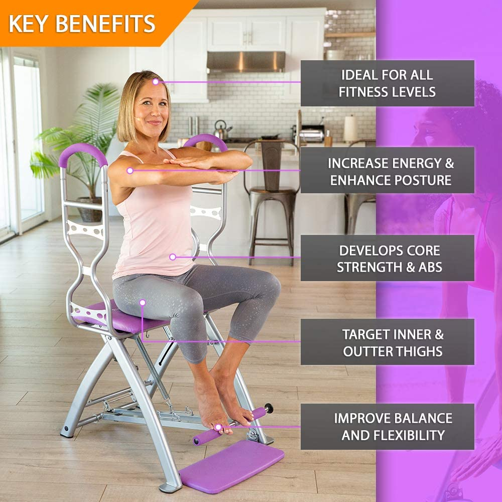 Pilates Pro Chair Max reviews