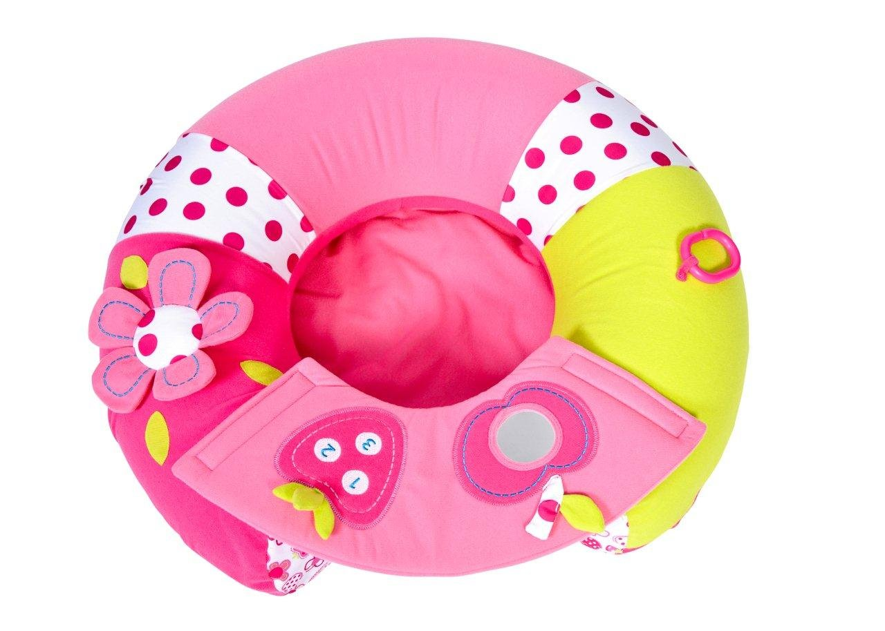 Sit Me Up Inflatable Play Ring: New Colour Tutti Frutti PINK: Amazon ...