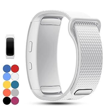 Correa de reloj de repuesto Samsung Gear Fit2 PRO / Fit 2 SM-R360 - iFeeker Correa de ...