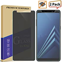 Amazon Com 2 Pack Samsung Galaxy A7 2018 A8 Plus 2018 Privacy