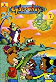 cyberchase 01 dvd Italian Import