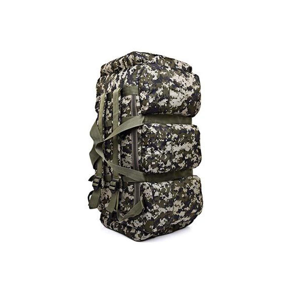 Camouflagea 90L Qiaoxianpo01 Sac à Dos en Plein air, Sac à Dos de randonnée de Grande capacité 90L pour Hommes, passionnés de Militaires, Camouflage, Sac de RangeHommest pour Sac à Dos Militaire Vendeur