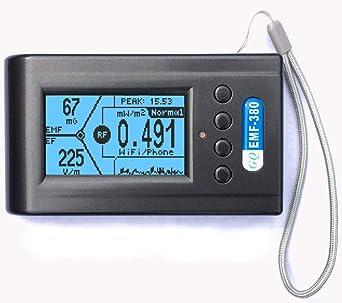 GQ gmc-600 contador Geiger detector de radiación Dosímetro Alpha Beta Gamma Tubo de rayos