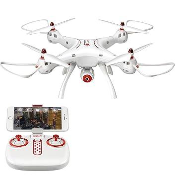 LiDi RC Syma X8 series RC Drone Quadcopter (X8SW): Amazon.es ...