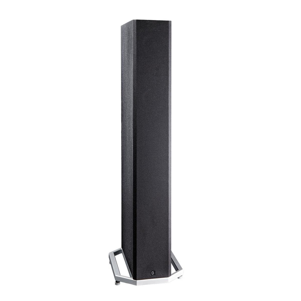 """Definitive Technology BP9040 High-Performance Tower Speaker with Integrated 8"""" Powered Subwoofer - (single speaker)"""