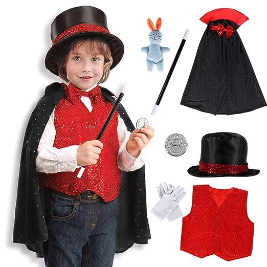 Kostum Zauberer Zauberstab Magie Spielzeug Wand Magier Cosplay