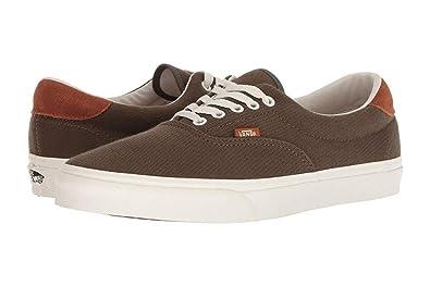 74cd0da914 Vans ERA 59 Flannel Dusty Olive Unisex Shoes (8 Women   6.5 Men M US