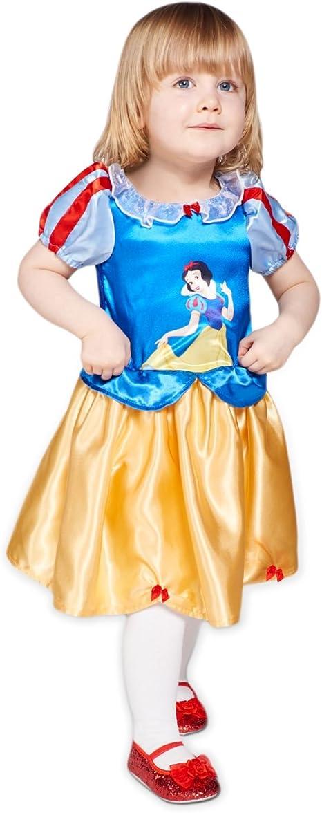 Disney Princesas Disfraz bebé,, 18-24 Meses (Travis Deigns ...