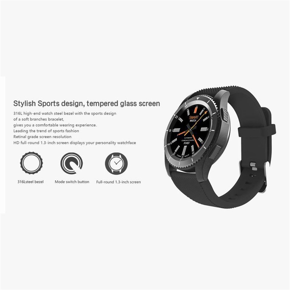 CCYOO G8 Sport Reloj Bluetooth Smart Watch Teléfono ...