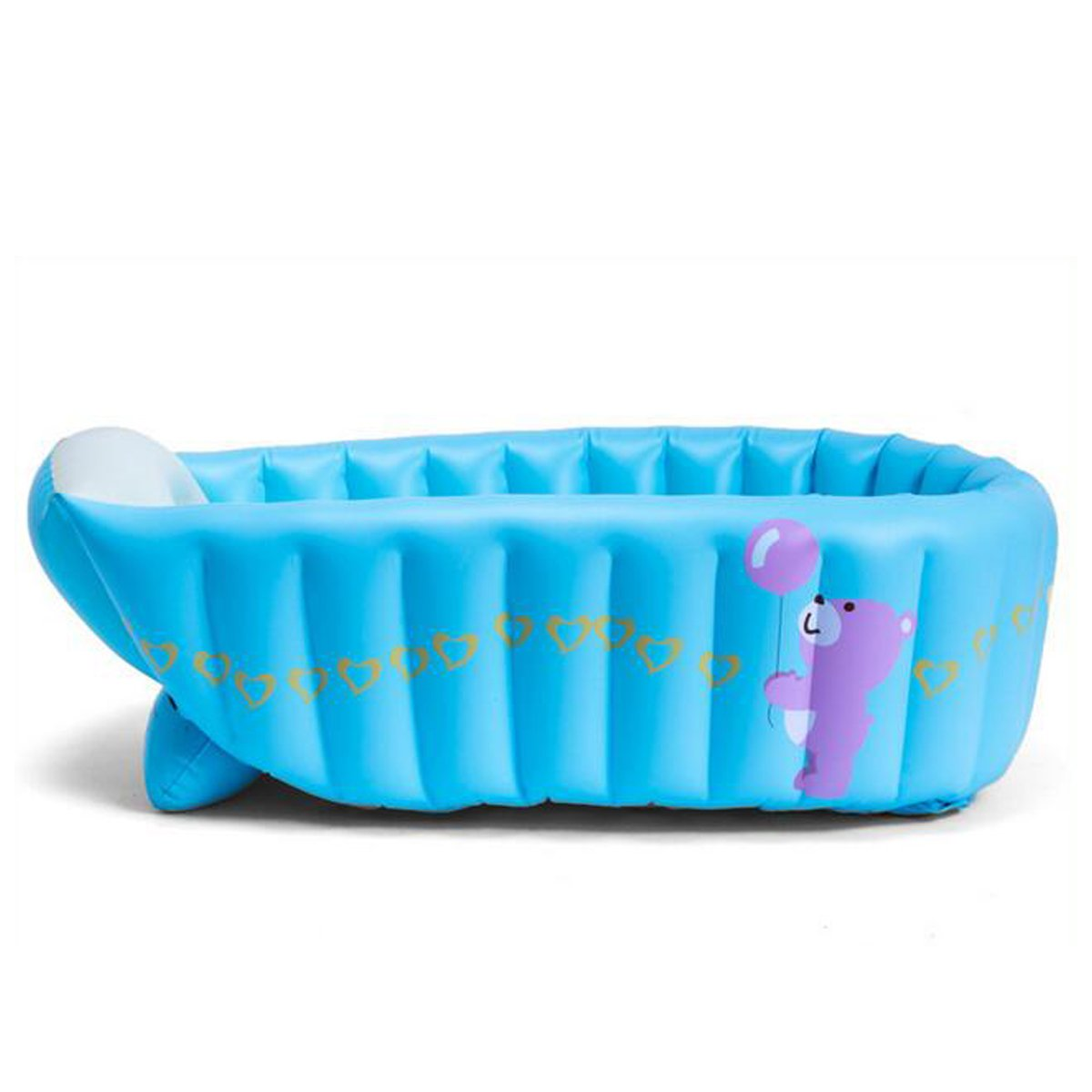 Amazon.com : Ecity Portable Inflatable Tub Infant-to-Toddler ...