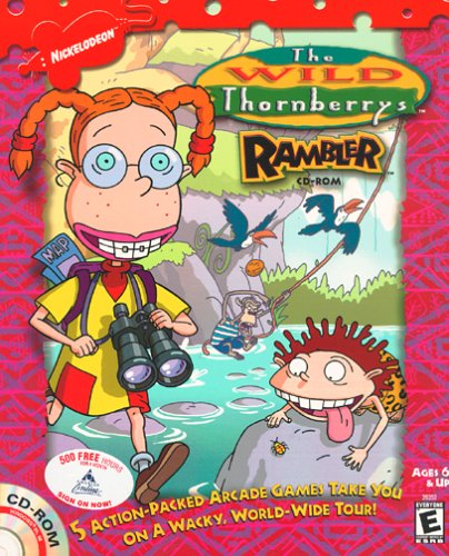 The Wild Thornberrys: Rambler (Jewel Case) - PC