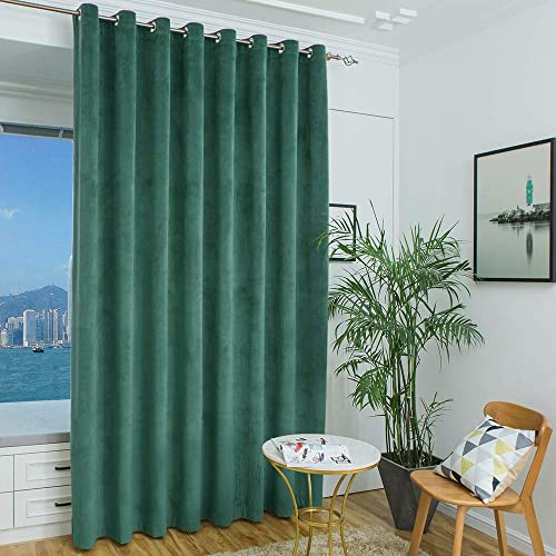 Eamior 108 inches Patio Door Curtain