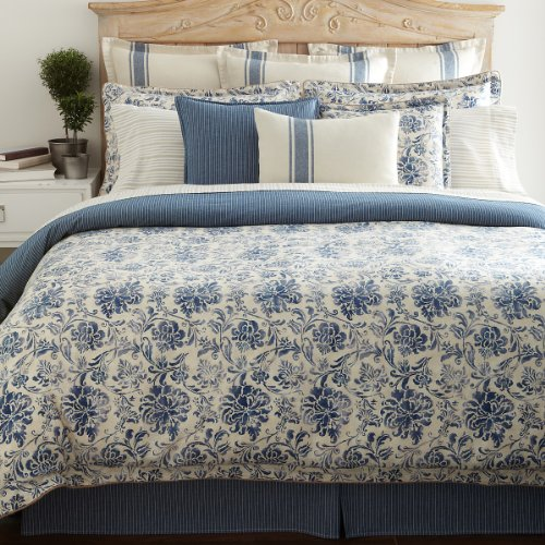 Ralph Lauren Denim Bedding Queen