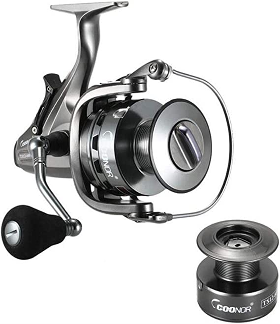 Pinkfishs Bobing Coontor TS 4000/6000 Spinning Carrete de Pesca ...