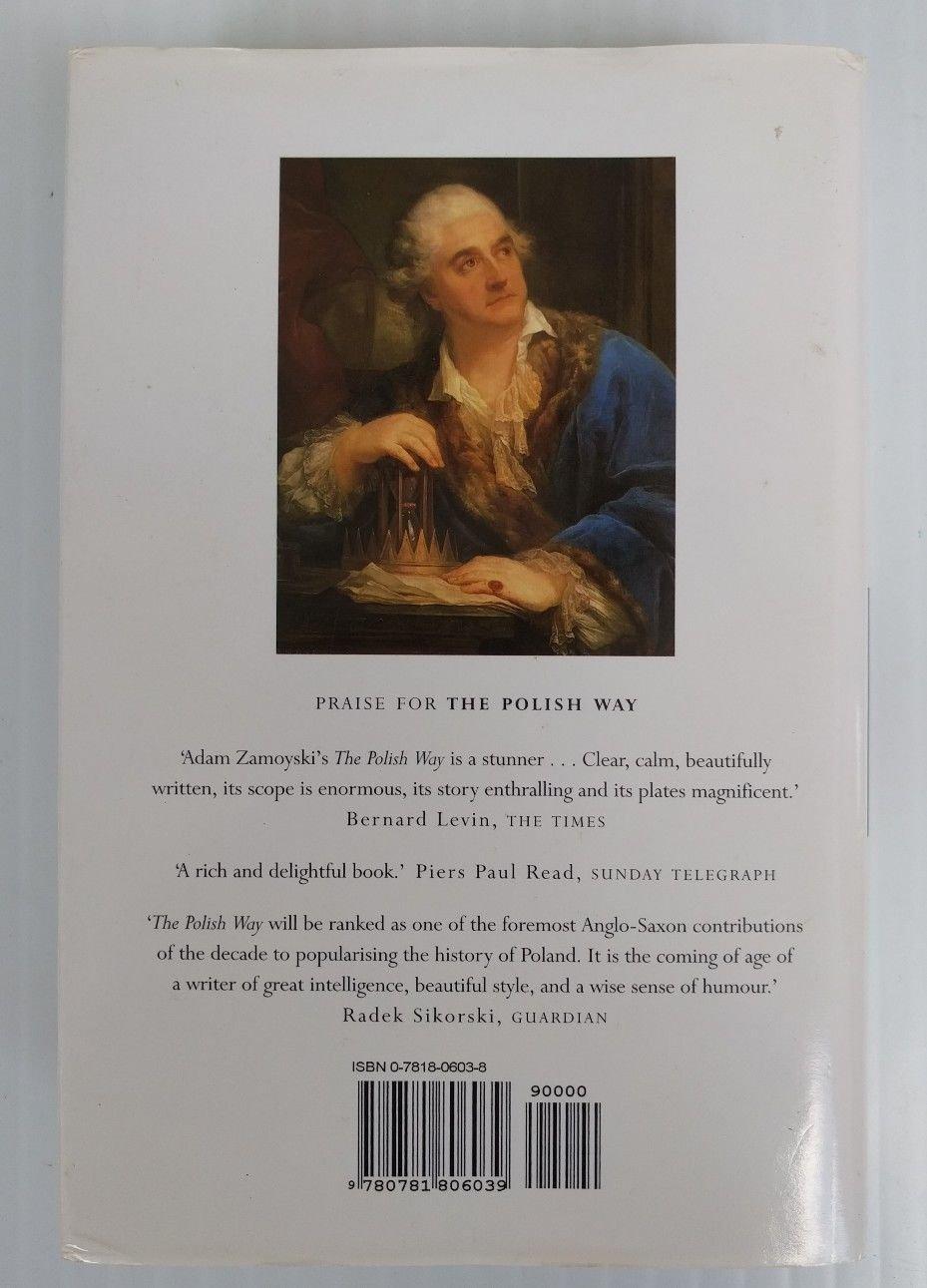 The Last King Of Poland: Adam Zamoyski: 9780781806039: Amazon: Books